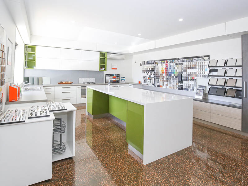 Showroom - Module Dezines Mildura - Boutique Joinery