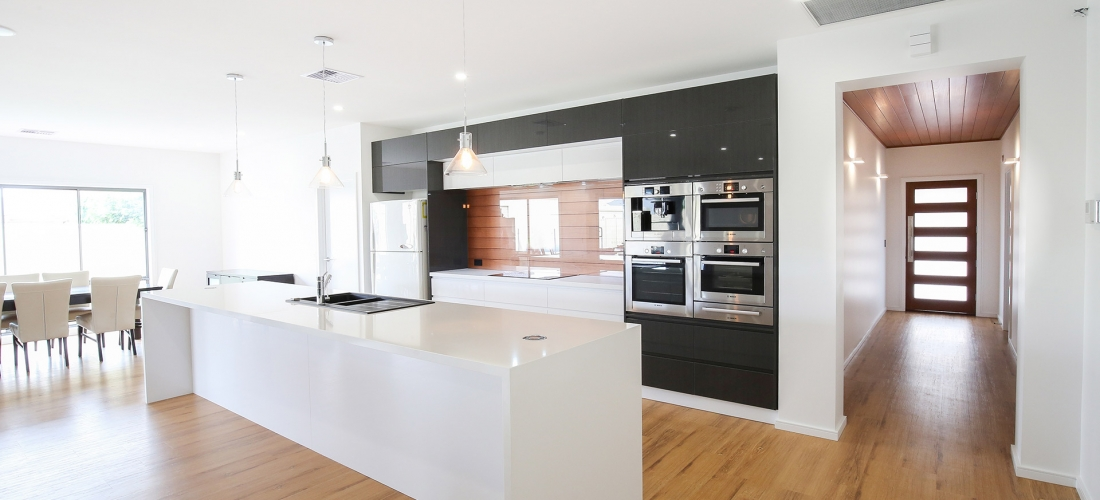 Modern Kitchen with Clean Lines